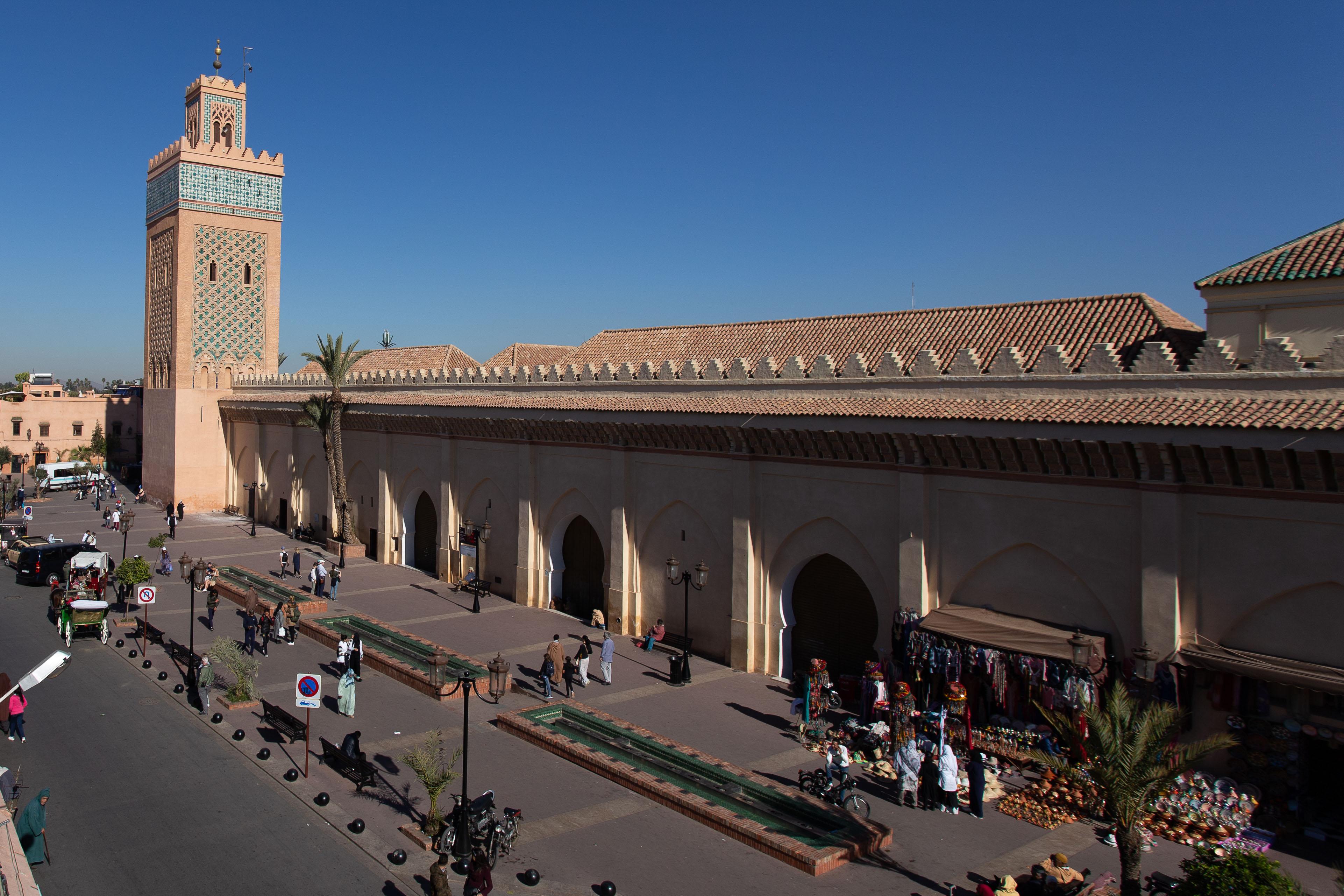 Kasbah moskee