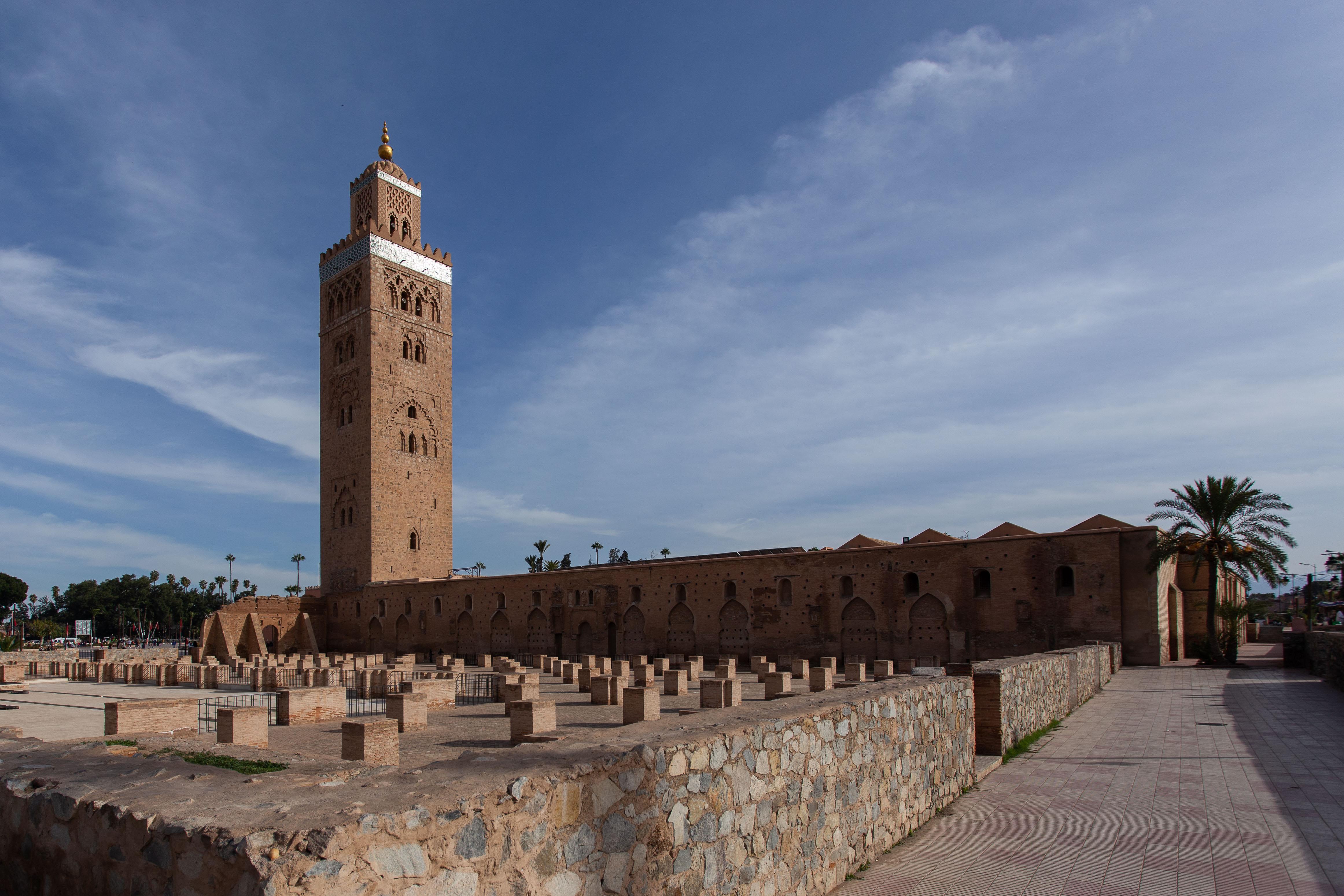 Koutoubia-moskee
